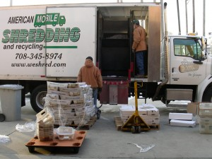 USPS returned letters being shredded after being processed